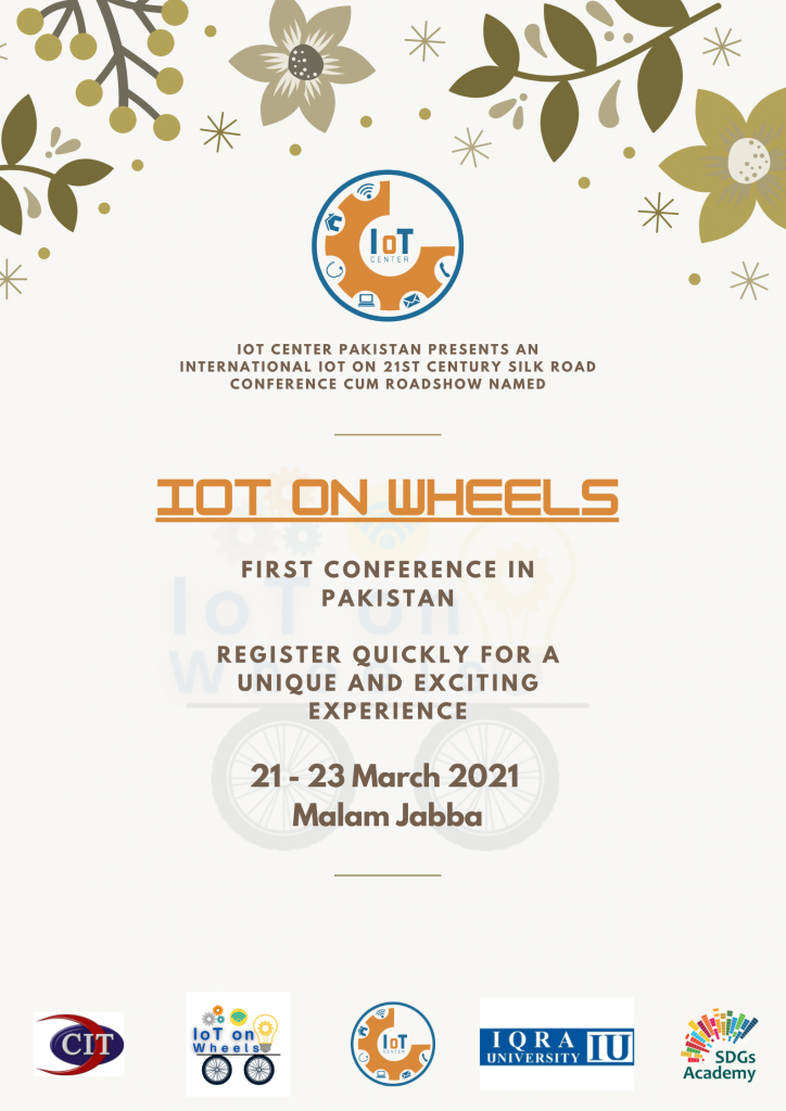 IoT on Wheels 2021